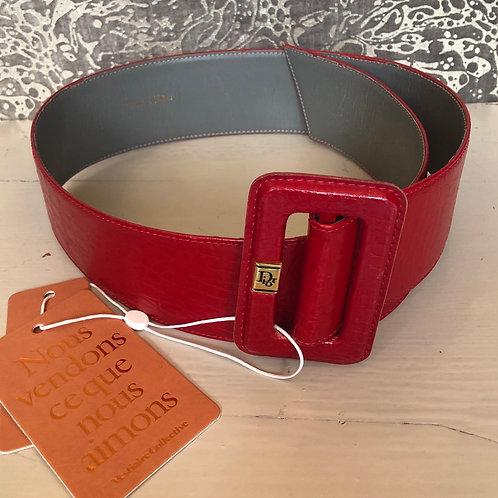 Dior vintage belt new in!
