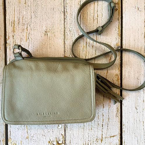 Liberskind leather grey bag