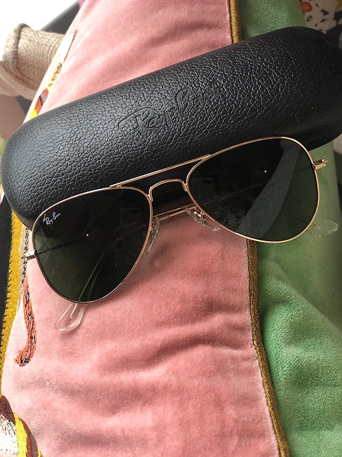 Rayban for teen / petite face