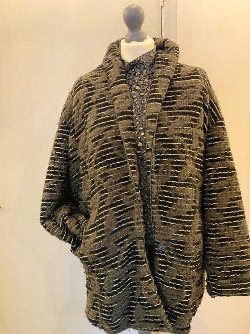PYRUS cardi-jacket