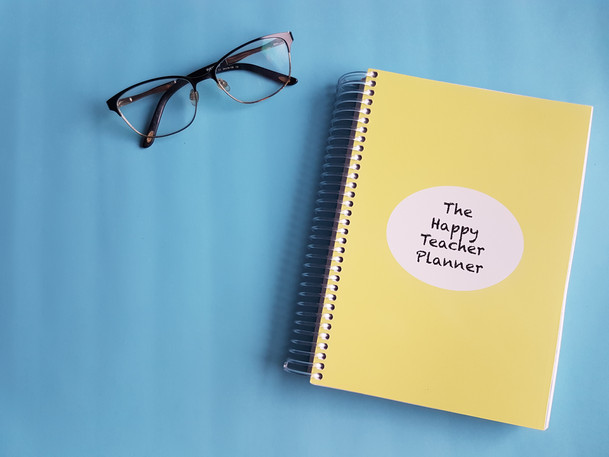 The Happy Teacher Planner