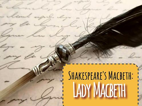 The Power of Lady Macbeth