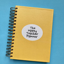 Why I Created The Happy Teacher Planner