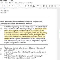 Developing Your Students to Be 21st Century Learners: Using Google Docs for Collaboration