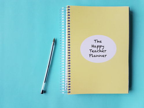 The Happy Teacher Planner
