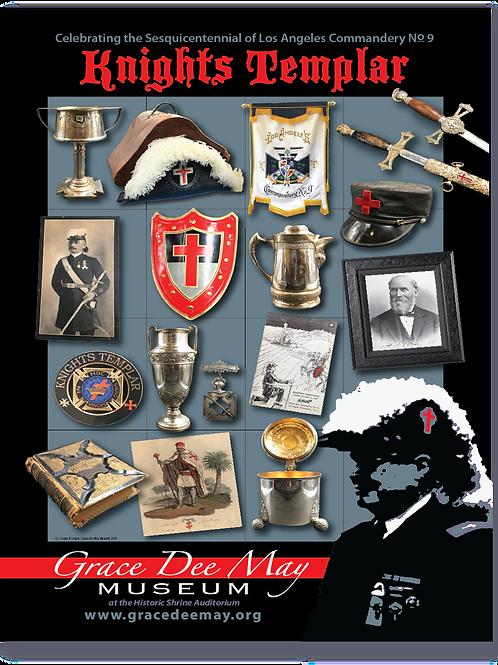"""""""Knights Templar"""" Poster"""