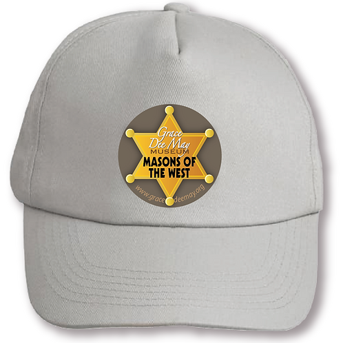 """Masons of the West"" Ball Cap"