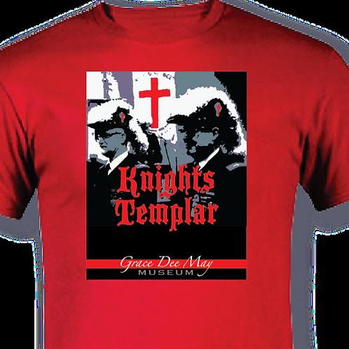 """Knights Templar"" T-shirt"