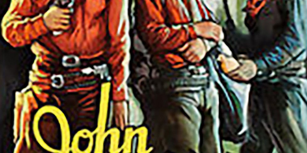 On Screen Cowboys: John Wayne Film Night