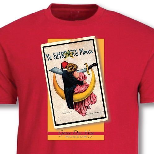 """""""Ye SHRINER'S Mecca"""" T-shirt"""