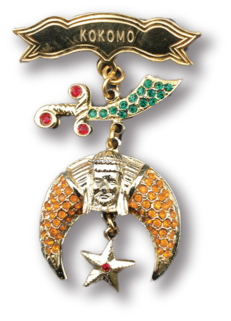 kokomo shrine medal.png