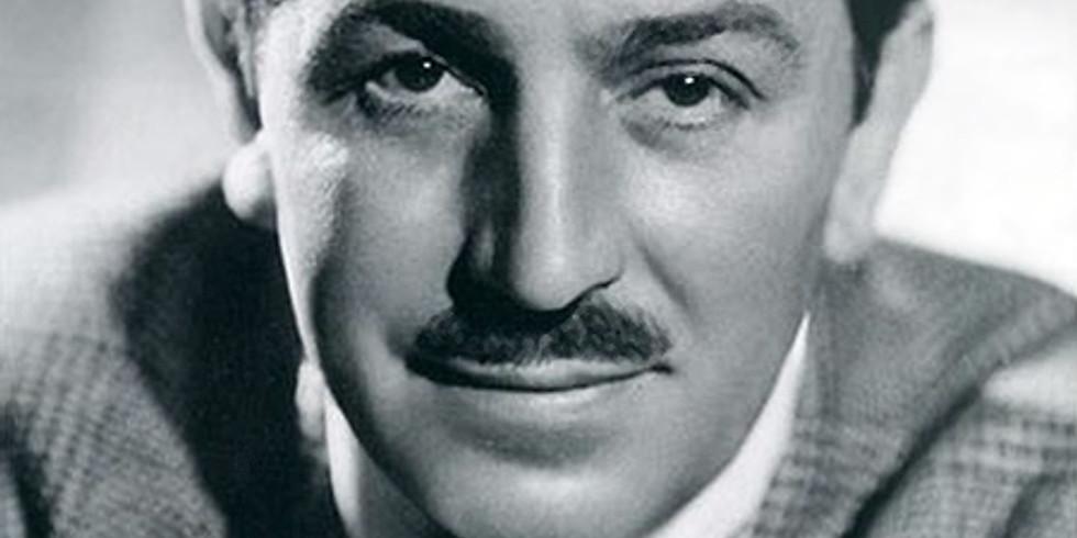 The Imagination of Walt Disney