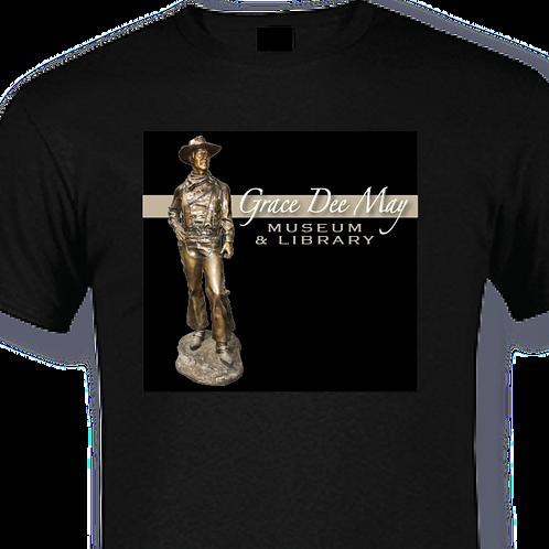 """""""Cowboy Bronze"""" T-shirt"""