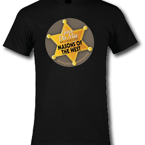"""""""Masons of the West"""" T-shirt"""