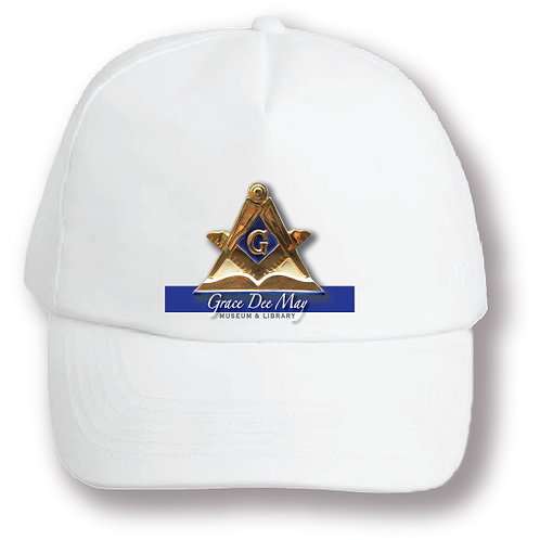 """""""Museum & Library""""  Ball Cap"""