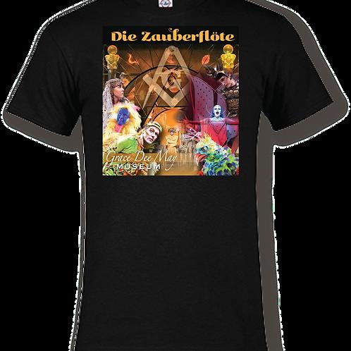 Mozart - The magic Flute T-shirt
