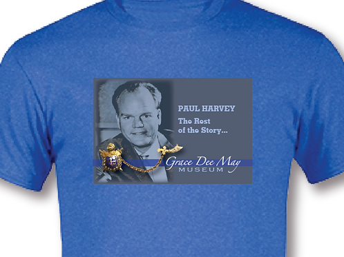 """""""The Rest of the Story"""" T-shirt"""