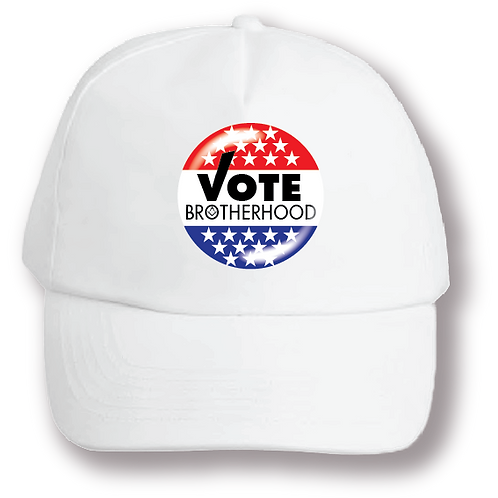 """Vote Brotherhood"" Ball Cap"
