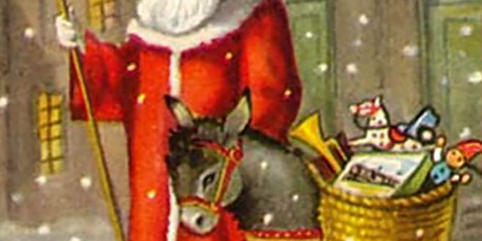 Legends and Lore of St. Nicholas