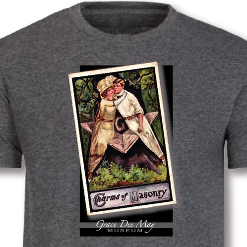 """Charms of Masonry"" T-shirt"