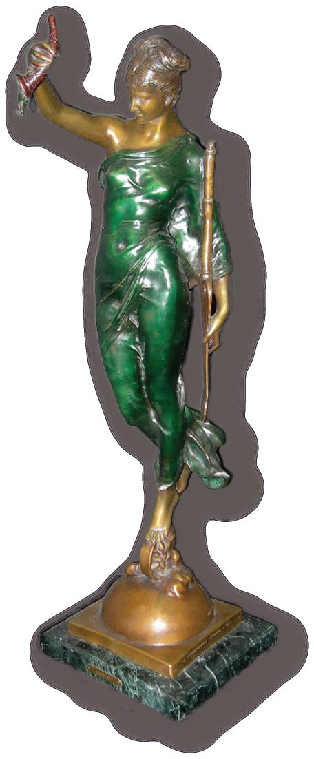 green bronze girl.png