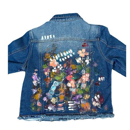 Frayed Jean Jacket