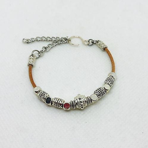 Emaline Single Strand Bracelet