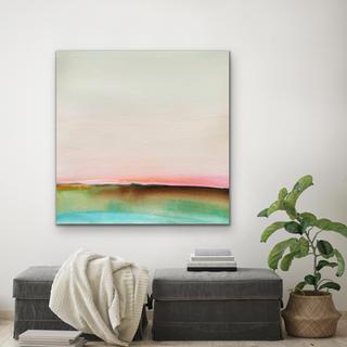 Toward The Pink Horizon