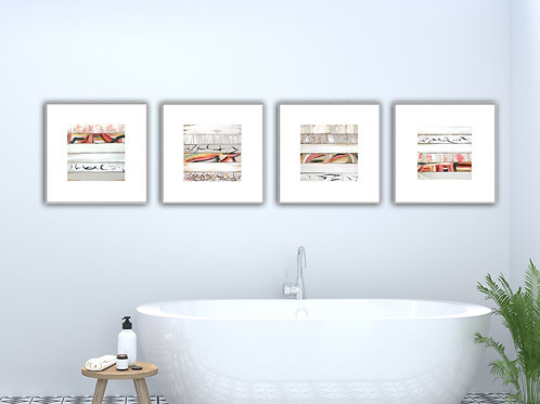 Mixed Metaphors - Giclee print set