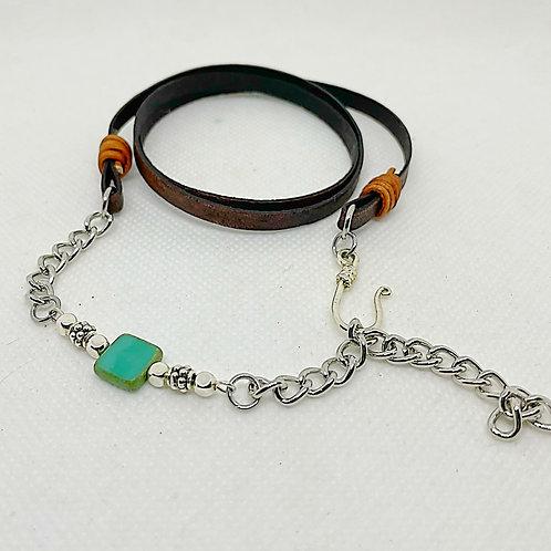 Sassafras Wrap Bracelet