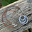 Thumbnail: Triple Hoop Necklace