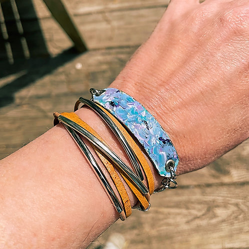 Artisan Wrap Bracelet