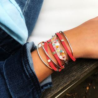 Chloe Wrap Bracelet