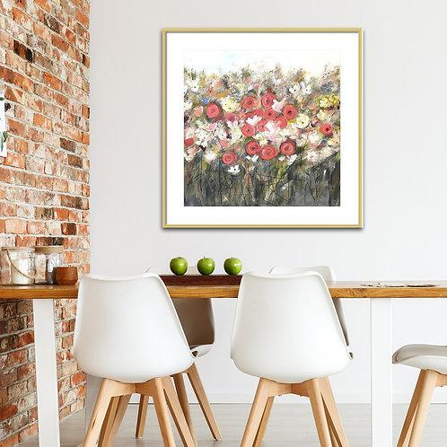 Audacious Poppies Prints
