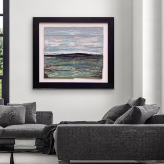 Landscape Painting, Waterscape, Original Art
