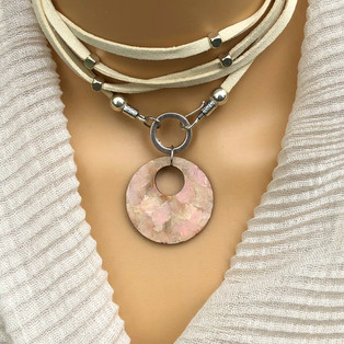 Sahara Wrap Necklace