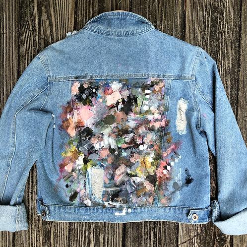 Abstract Jacket