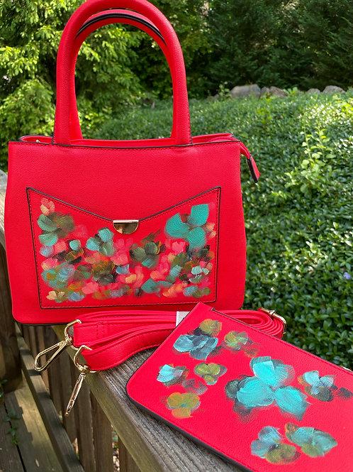 Handbag and Coin Purse