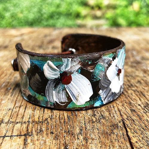 Wild Daisies Cuff Bracelet