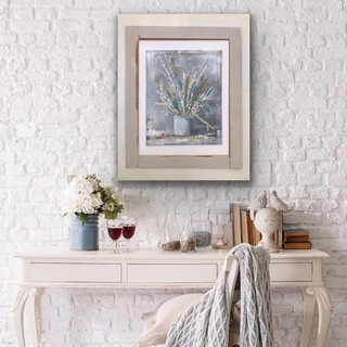Original Art, Floral Painting, Still Life Flower Painting,