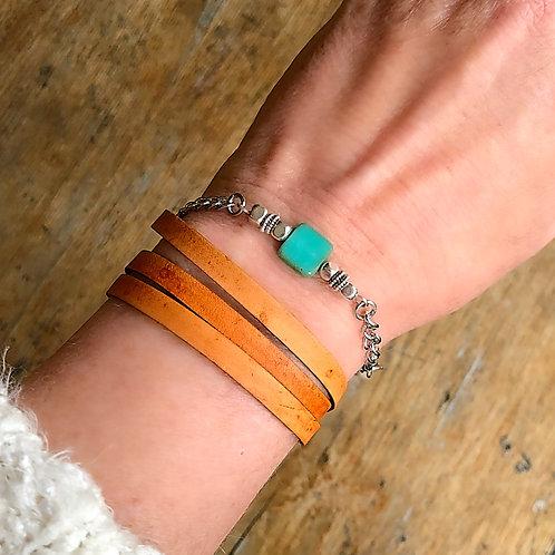 Sassafrass Wrap Bracelet