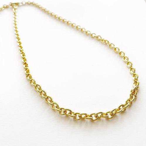 Gallo Gold Chain Necklace