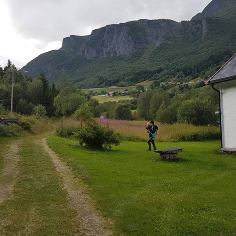 Ved Skogstadstølen