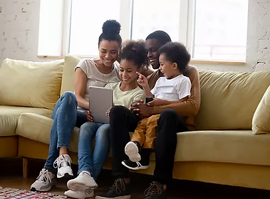 Family with Tablet.webp
