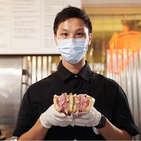 【西營盤三文治】美式爆餡三文治專門店