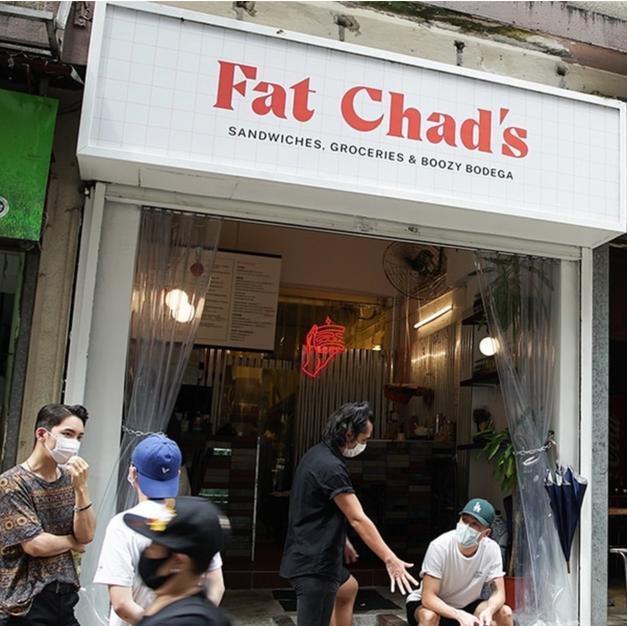 New York-style deli Fat Chad's