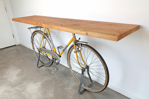 Vintage Bicycle Console