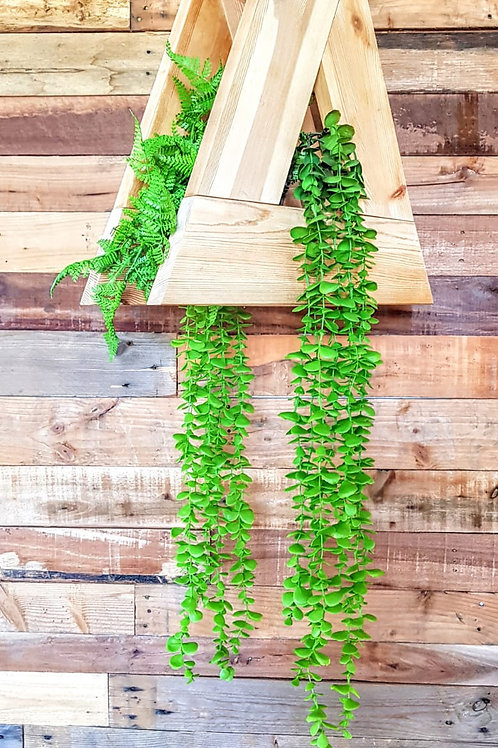 Hanging Planter Double Tri