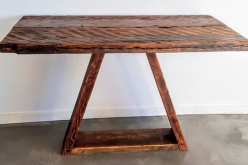 Rustic Oregon Console Table