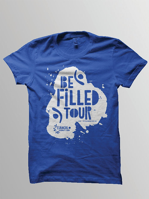 Be Filled Tour T-Shirt
